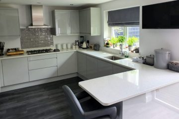 Abridge Builder New Kitchens RM4