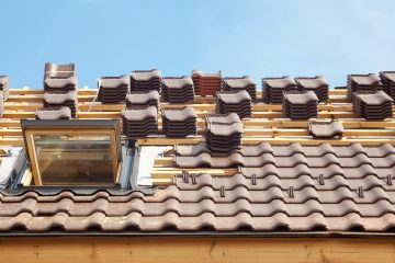 Roofing Builder in Abridge